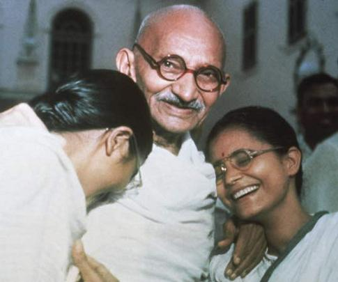 Gandhi used his creativity and imagination to lead India to independence.