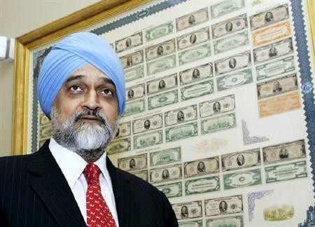 Montek Singh Ahluwalia, Deputy Chairman of the Planning Commission