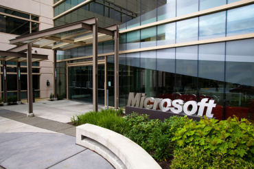 Microsoft is based in Redmond, Washington.