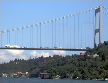 Second Bosporus Bridge.