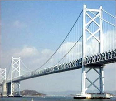 Great Seto Bridge.