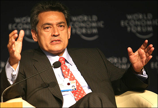Rajat Gupta's arrest sends shockwaves through ISB