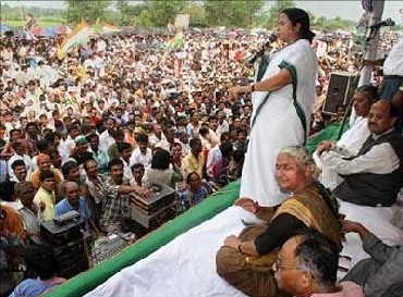 Mamata Banerjee, Chief Minister - West Bengal.