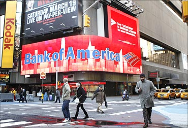 Bank of America may fire 40,000 employees