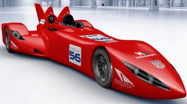 Deltawing Concept car.