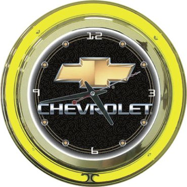The Chevrolet logo.