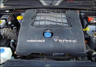mHawk engine.