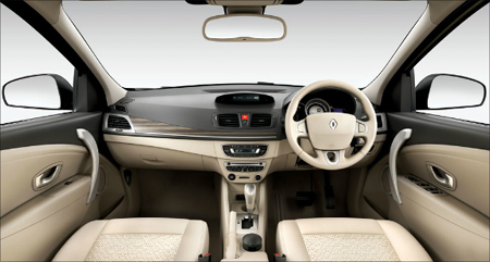 New Renault diesel Fluence at Rs 15.2 lakh
