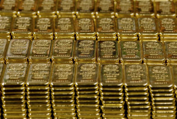GSI: Estimated gold reserve at Sonbhadra is 160 kg