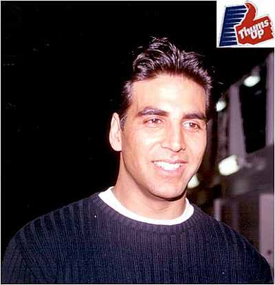 Thums Up has consolidated its 'macho' positioning with the movie star Akshay Kumar.