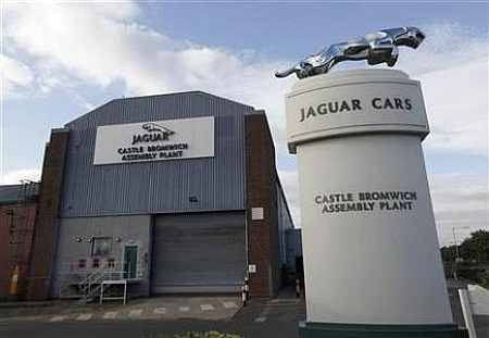 JLR shifts gear to take on German giants in India