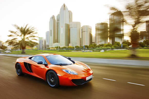 Amazing ultra-rare supercars in the world