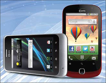 MTS launches three smartphones