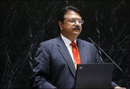 Ajay Piramal, chairman of Piramal Group.