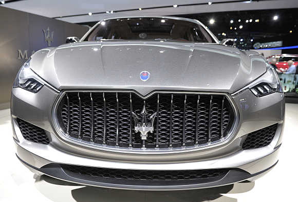 10 Most Expensive Suvs In The World Rediff Com Business