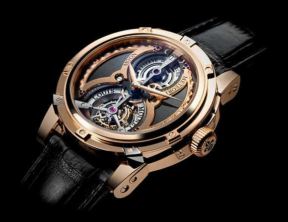 Louis Moinet Meteoris Watch.