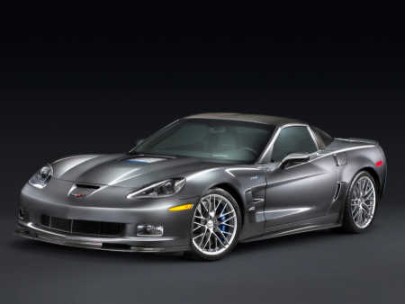 Chevrolet Corvette ZR1.