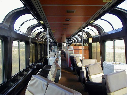Stunning Double Decker Trains Around The World Rediff