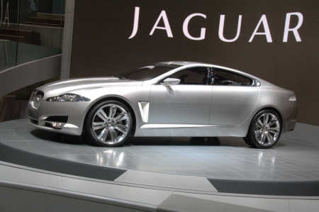 Jaguar is part of Tata Motors.