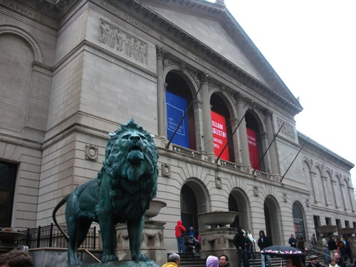 Art Institute of Chicago.