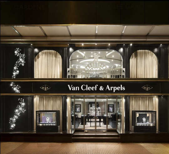 Van Cleef and Arpels.