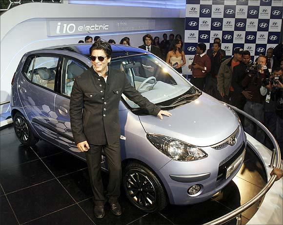 Hyundai Santro A Journey Of Triumphs And Tribulations Rediff Com