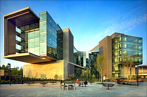 Bill & Melinda Gates Foundation campus.