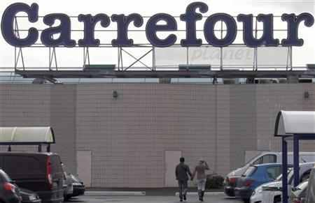 Like Walmart, Carrefour operates cash-and-carry, or wholesale, outlets in India; in this segment, there is no restriction on foreign investment.