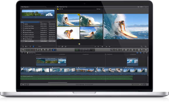 MacBook Pro retina display is the world's highest resolution notebook display.