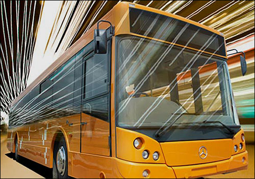 Mercedes-Benz has announced its foray into the city bus segment in India.