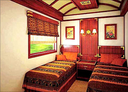 The Maharajas Express.