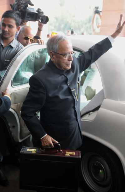 Budget 2012:  'I must be cruel only to be kind', Pranab