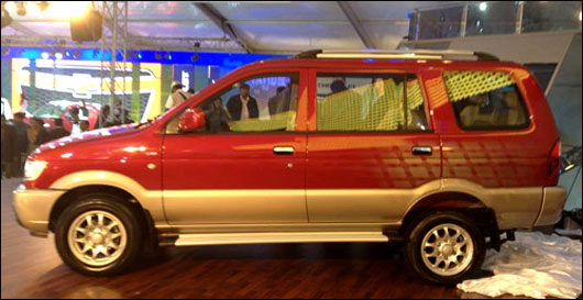 All New Chevrolet Tavera Neo 3 BS IV At Rs 751 Lakh