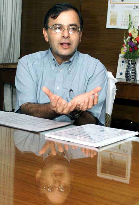 UPA's policy is anti-citizen: Arun Jaitley