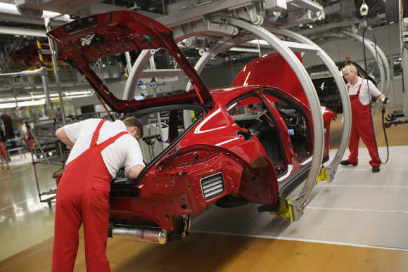 An inside look at how Porsche is built