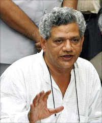 Budget 2012: Budget is for the rich: Yechury