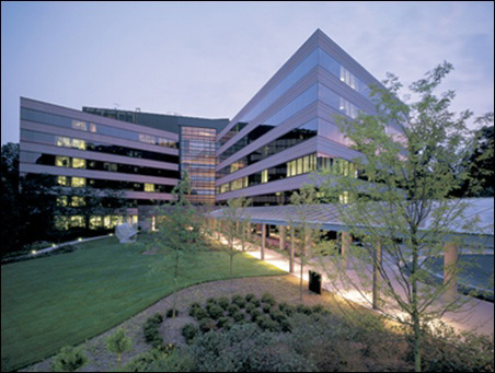 CSC Headquarters in Falls Church, Virginia.