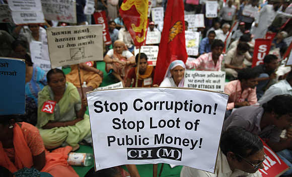 Corruption is the second-largest impediment in doing business in India.