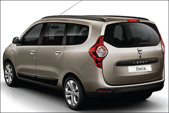 Renault's answer to Maruti's Ertiga