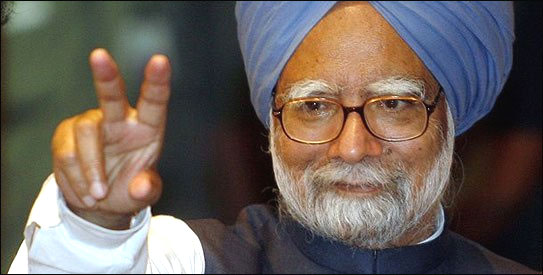Is Dr Singh a victim of Indian politics?