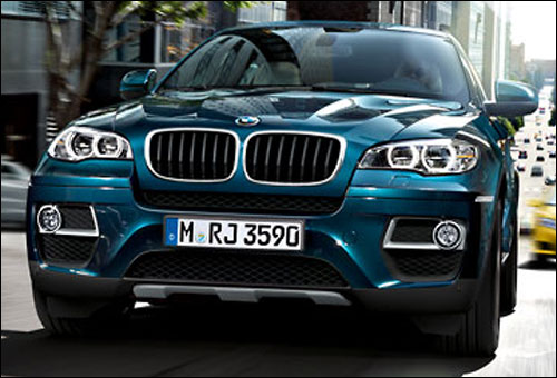 Here Comes The New Bmw X6 For Rs 78 90 Lakh Rediff Com