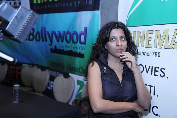 Zoya Akhtar was also present at the event.
