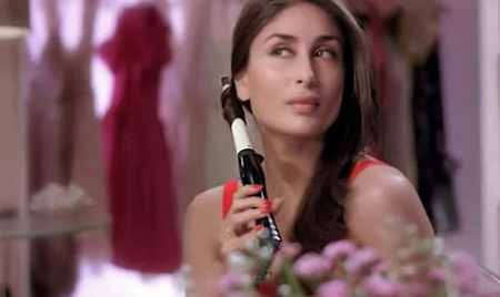 Kareena Kapoor in the new Philips TVC