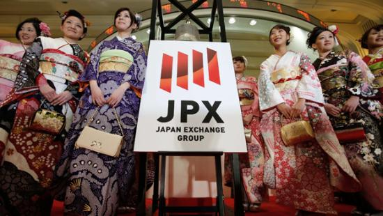 Japan Exchange Group.