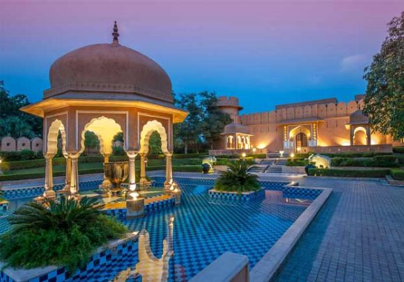 4 Indian hotels among world's best