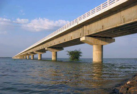 The 10 longest bridges in India built above water