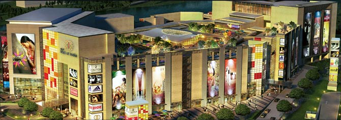 DLF's Mall of India