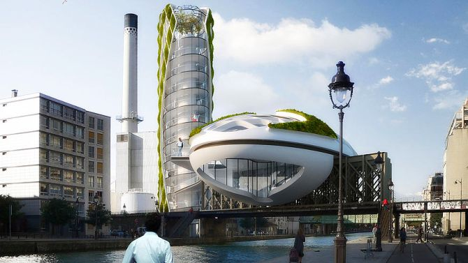 Future cities concepts that can revolutionise the way we live business - Immeuble ecologique ...