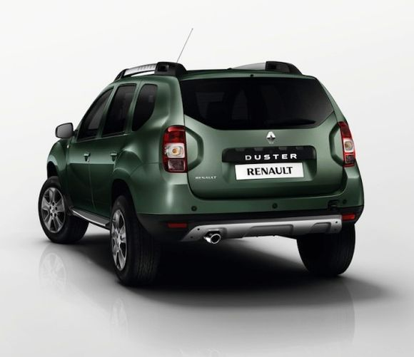 Renault unveils the all new Duster; India launch in early 2014