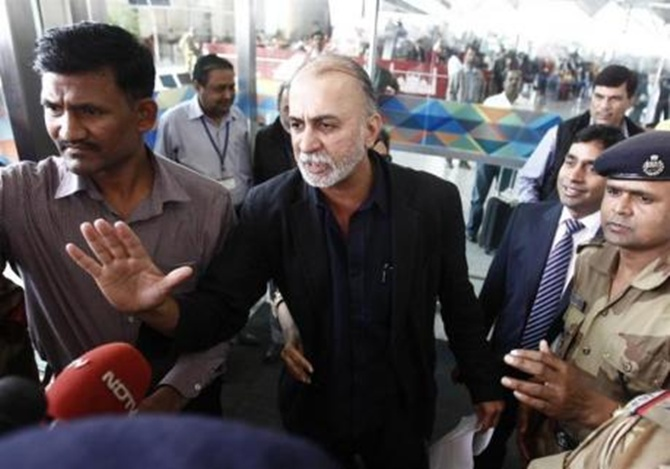Goa court gives benefit of doubt to Tejpal